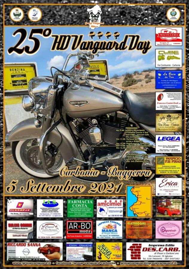 Locandina 25° hd vanguard day