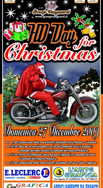 HD DY FOR CHRISTMAS 2009 c