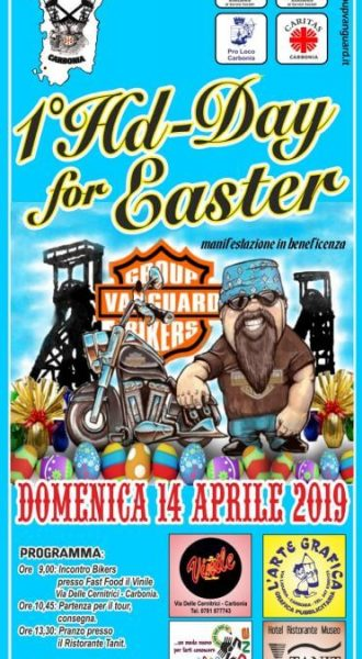 Locandina hd day for easter 2019