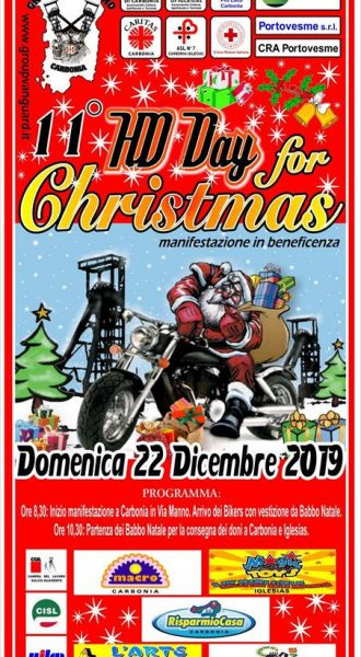 Locandina HD Day for Christmas 2019 C